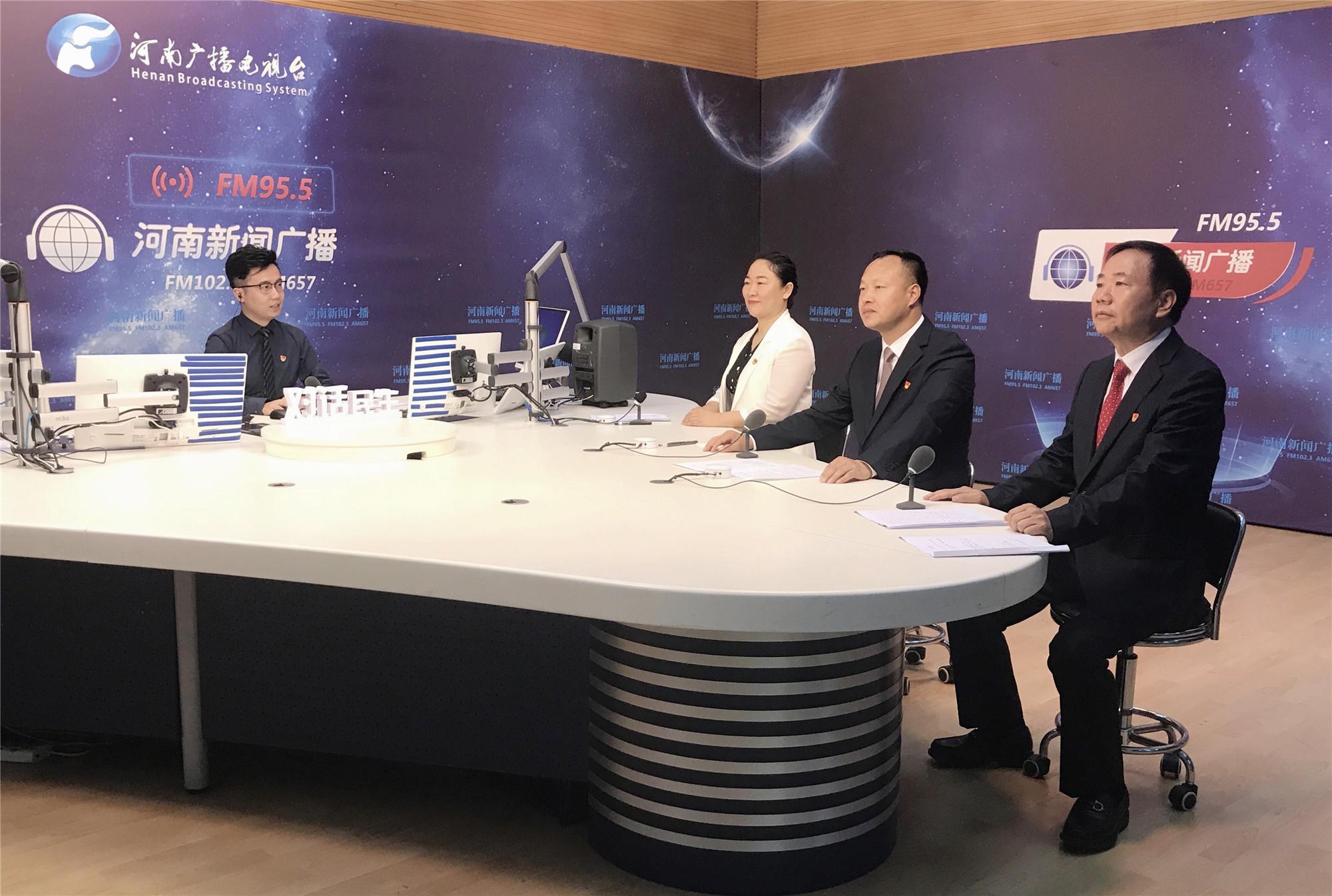 9月23日郏县县委书记王景育一行做客《对话民生》栏目.1.jpg